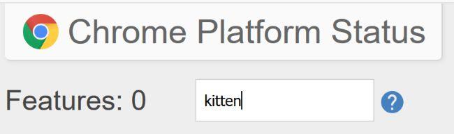 Chrome Platforum Status