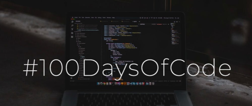 Cover image for 1000DaysOfCode   Day 33, 34, 35