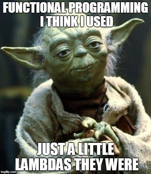 Yoda do it better!