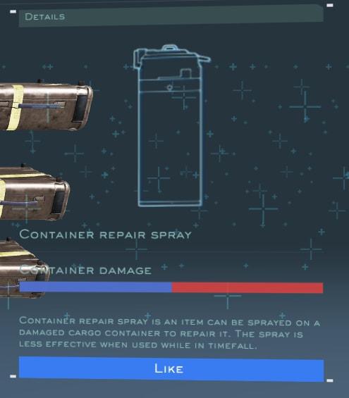 item description
