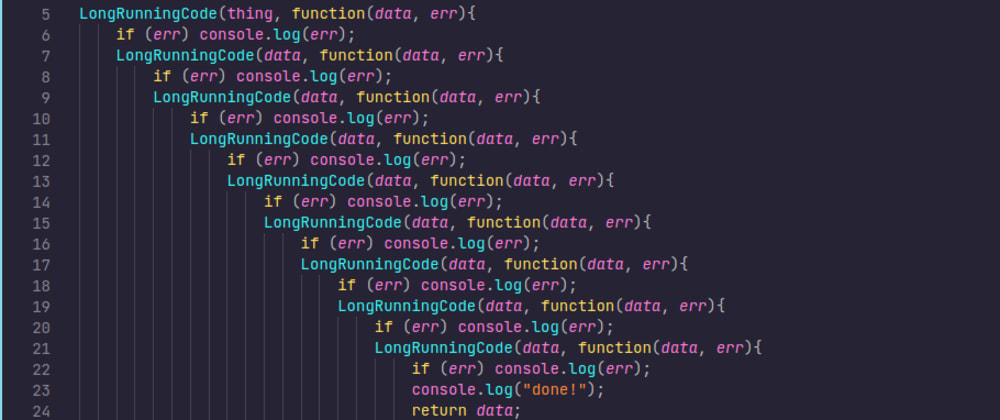 Cover image for How to Write Asynchronous JavaScript Code