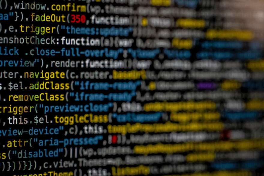 Source Code by Photo by Markus Spiske on Unsplash