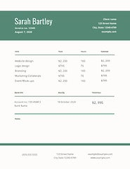 Invoice project
