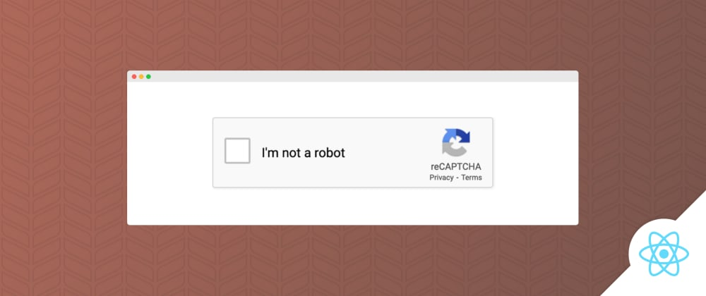 Cover image for React Captcha