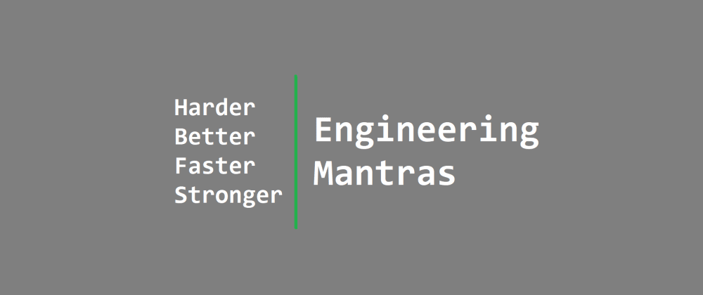 Cover image for Engineering Mantras