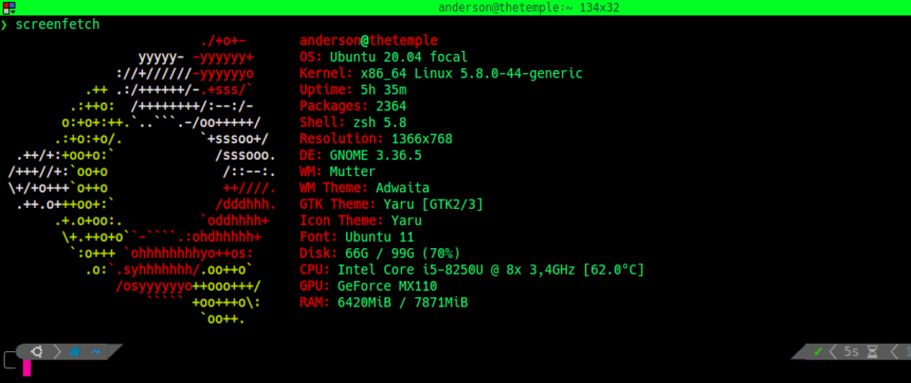 Cover image for O poder por trás do terminal Linux