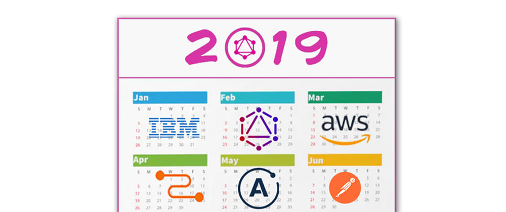 Cover image for 2019 in a summary - GraphQL perspective