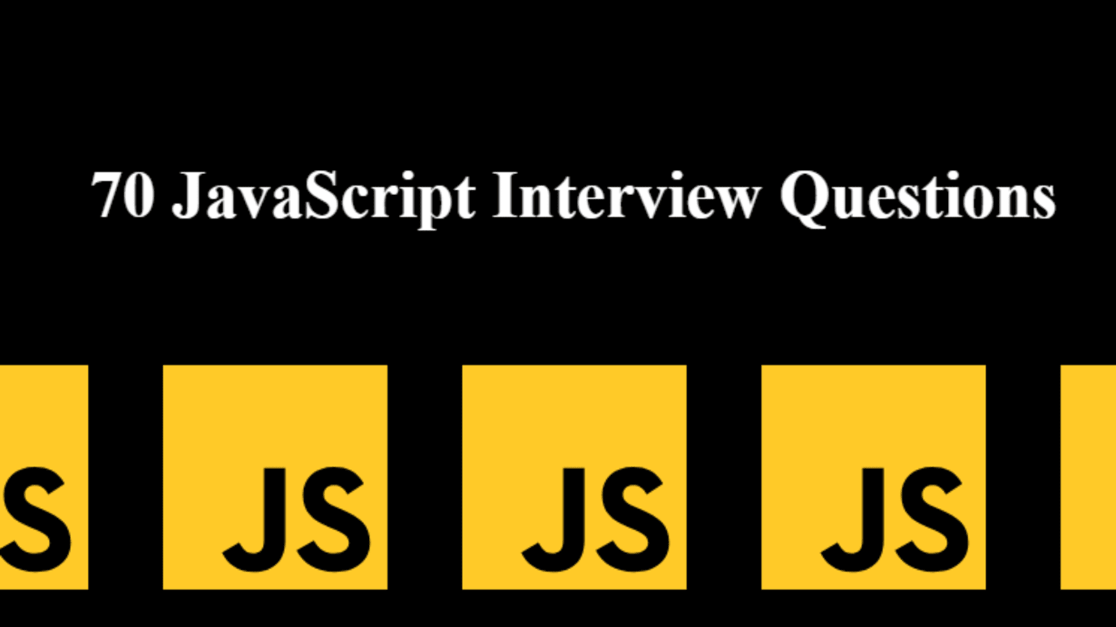 JavaScript Interview Questions and Answers 20 JavaScript ...