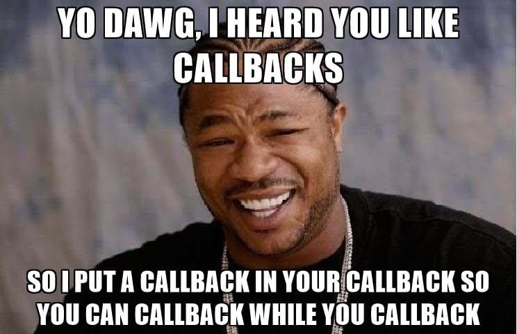 callback meme