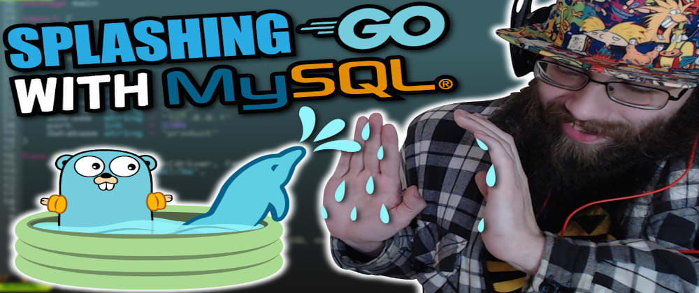 Cover image for Using MySQL Together With Go