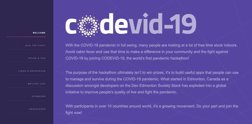CODEVID-19