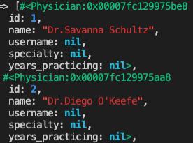 Physicians Array