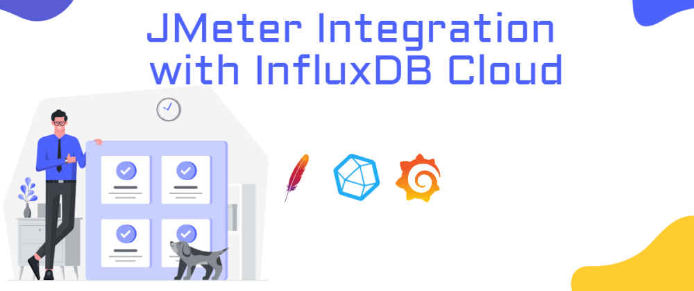 Cover image for JMeter Integration with InfluxDB Cloud