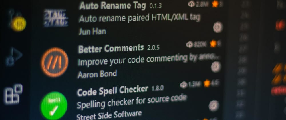 10 Must-Have VS Code Extensions to Improve Your Productivity