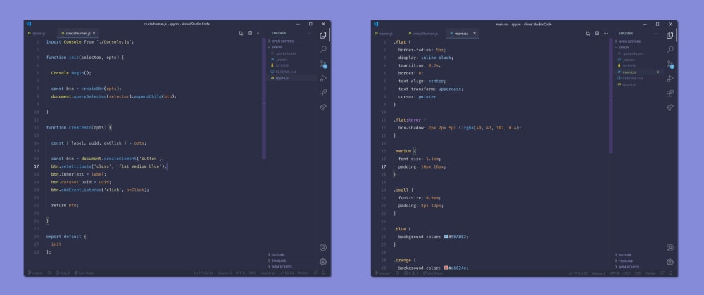Cover image for Launched a new theme for VSCode today