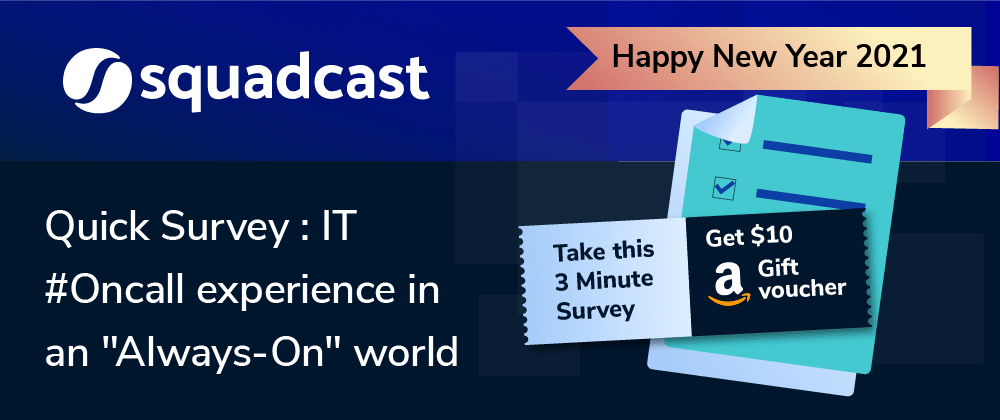 """Cover image for Quick Survey: IT on-call experience in an """"Always-On"""" world"""