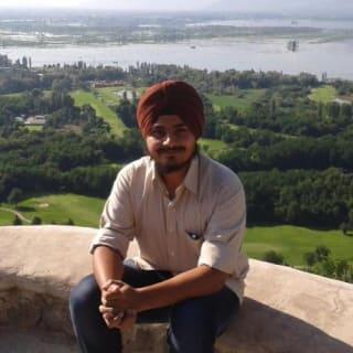 Damanpreet Singh profile picture