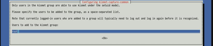 Kismet common