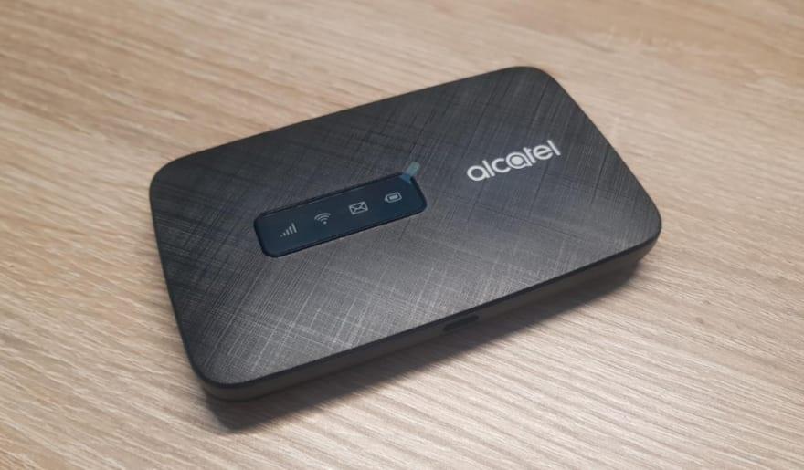Wi-Fi Hotspot Alcatel
