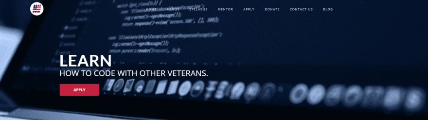 Learn how to code with other Veterans at Vets Who Code