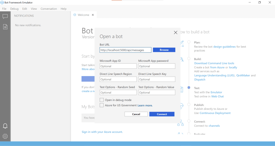 Open Bot