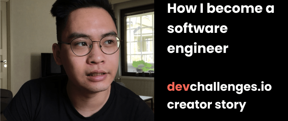 Cover image for How I became a software engineer