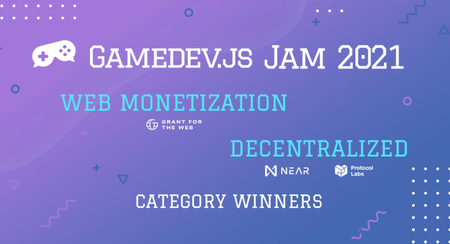 Enclave Games - Monthly May 2021 - Gamedev.js Jam