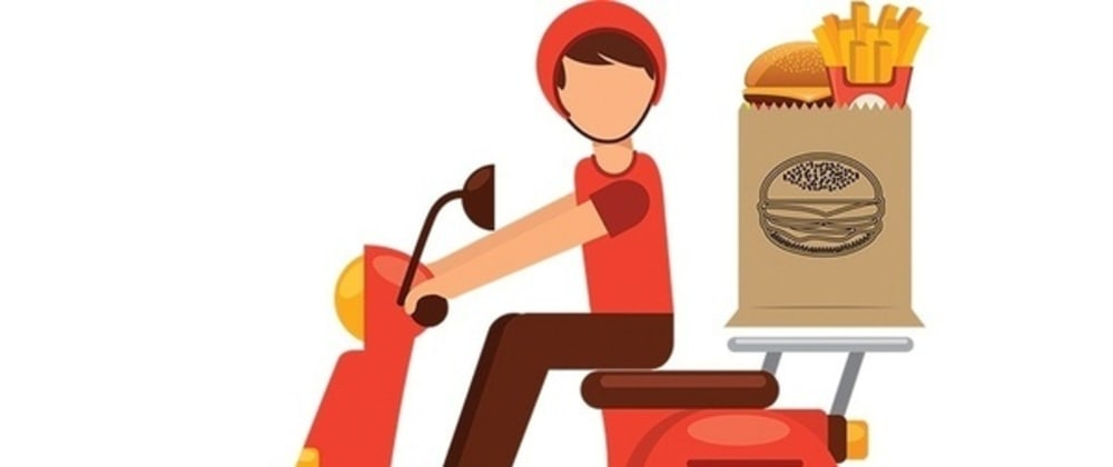 Cover image for On-Demand Food delivery app development company