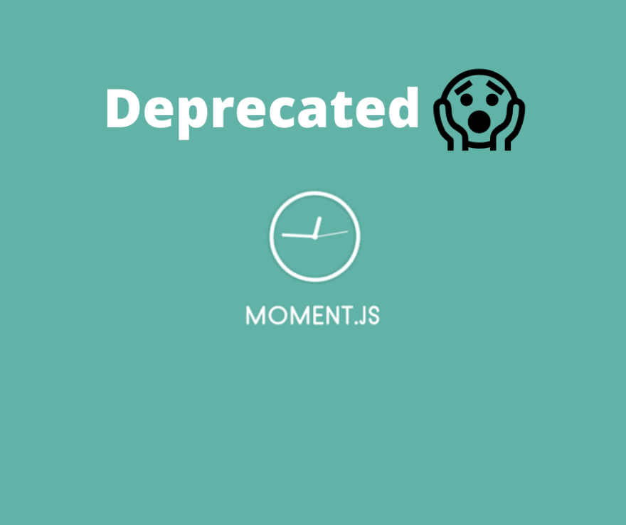 Migrating away from moment.js