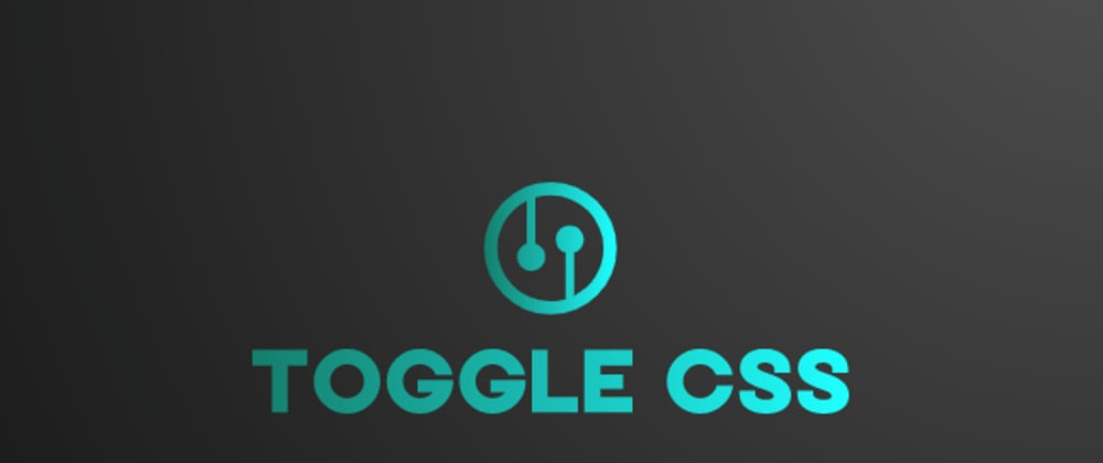 Cover image for Nice Looking CSS Toggles
