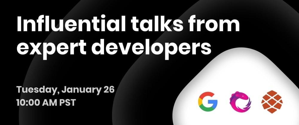 Cover image for The Monthly Dev: World-Class talks free for everyone