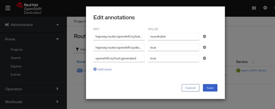 edit annotations