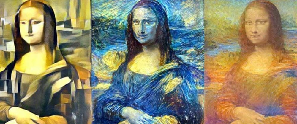 Cover image for Neural Style Transfer in a Most Simple Way