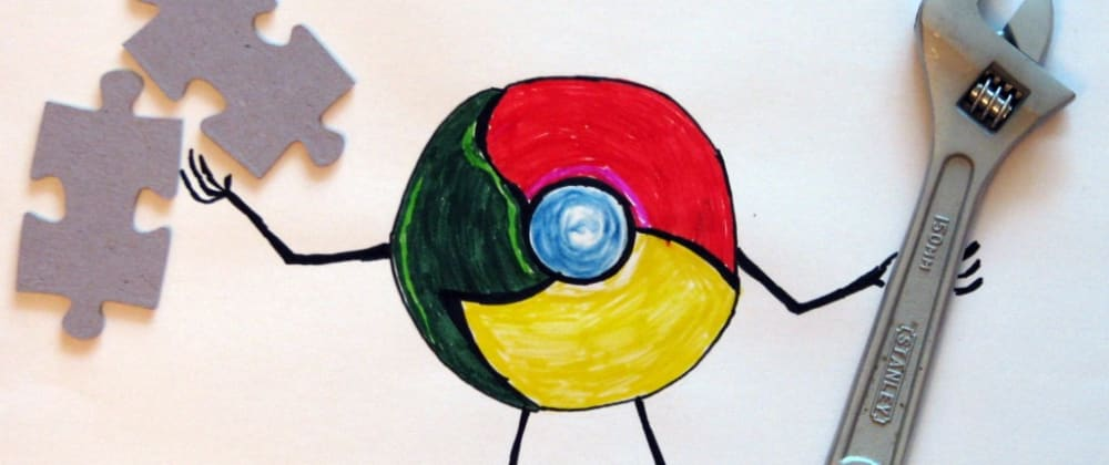 Cover image for Create a Real Browser Extension (Chrome, Firefox, Chromium based)