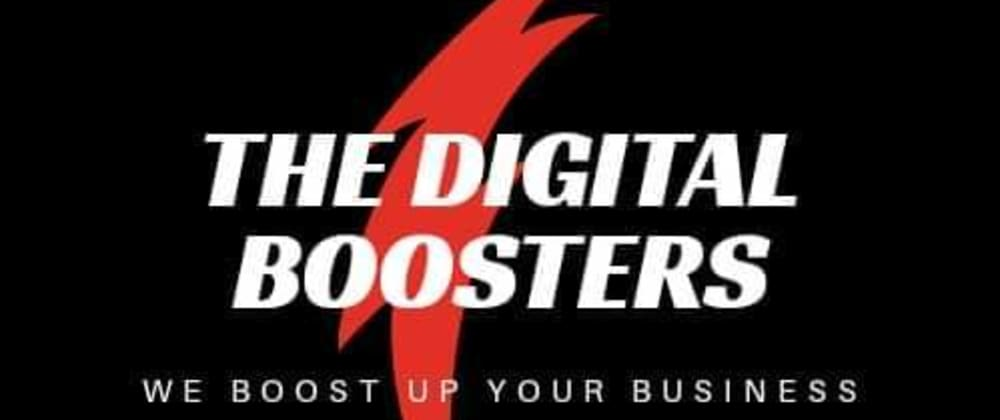 Cover image for The Digital Boosters