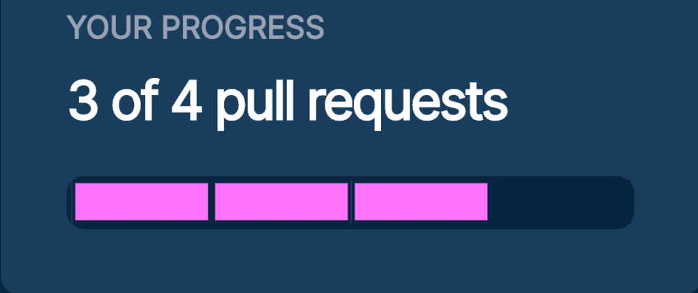 Cover image for How to make Hacktoberfest contributions counted in not opted-in project