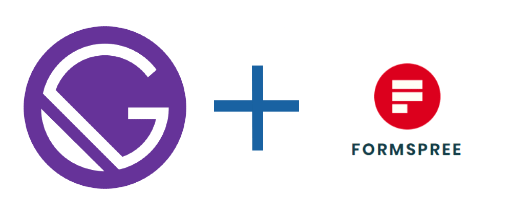 Cover image for Add Formspree Formbutton to a Gatsby site