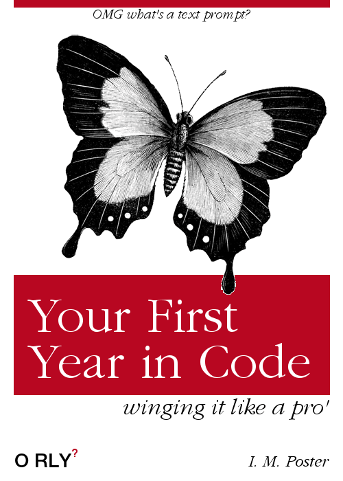 ORly First Year in Code
