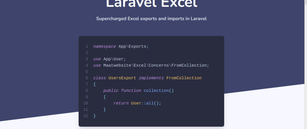 Cover image for How to Export Database Records to Excel using PHP(Laravel)