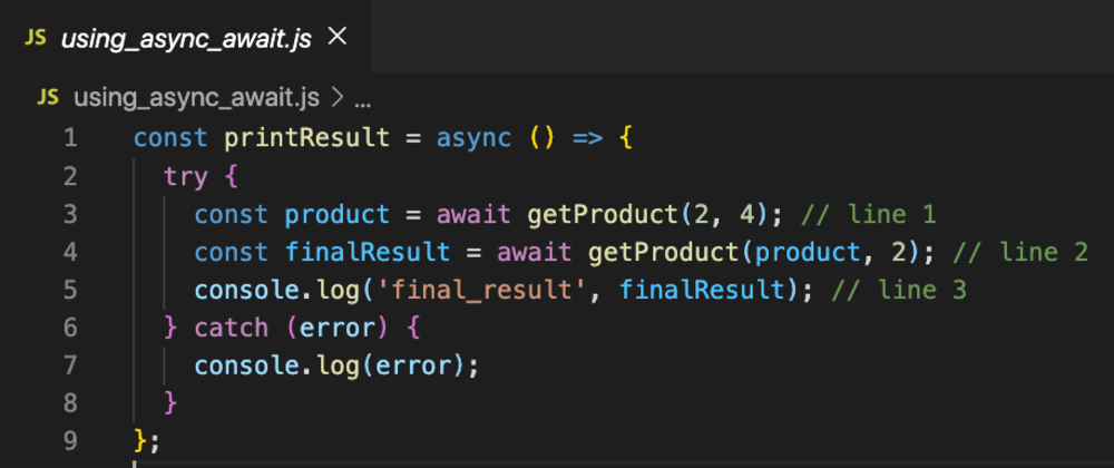 Cover image for An introduction to Async/Await
