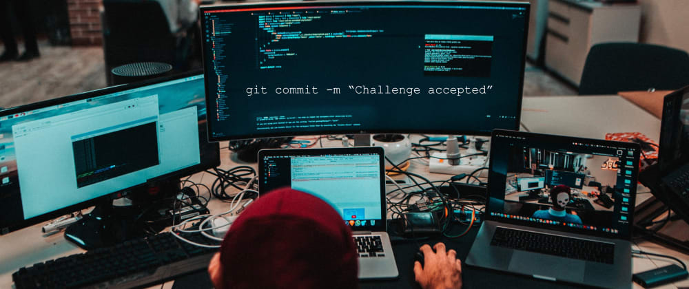Cover image for How to make a good `git commit`