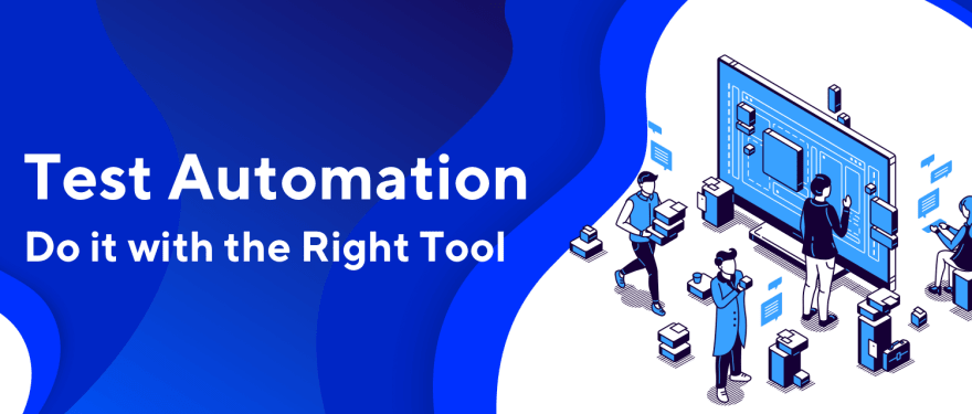 Select the right automation testing tool