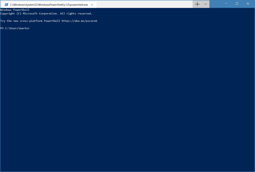 How to customize the new Windows Terminal with Visual Studio