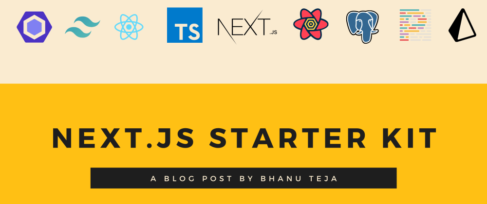 Cover image for Next.js Starter With Authentication + React 17 + TypeScript + Tailwind CSS 2 + ESLint