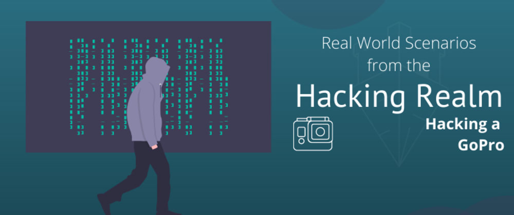 Cover image for Hacking a GoPro WiFi Access Point