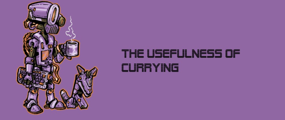 Cover image for The usefulness of currying