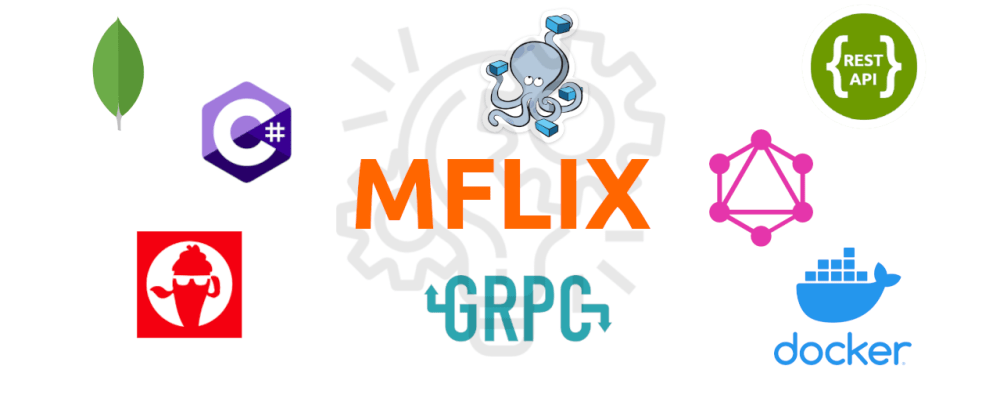 Cover image for MFlix - A C# .NET 5 Project