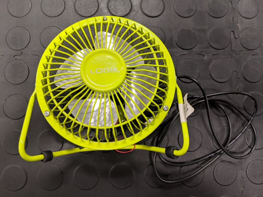 alt my usb powered fan