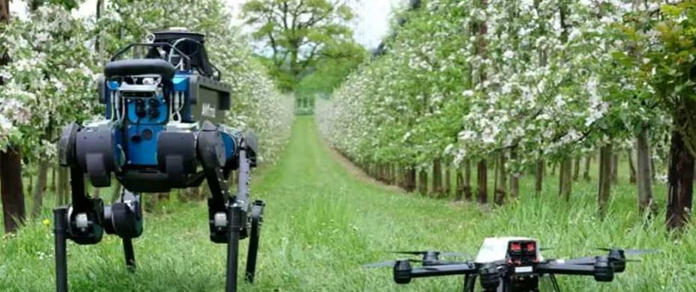 Cover image for Automation in agricultural equipment and technology.