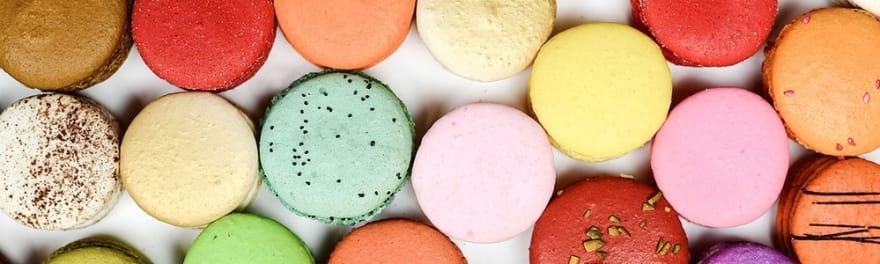 Cookies/Macarrons
